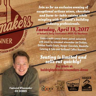 2017 Winemakers Dinner